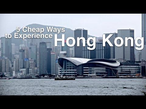 5 Cheap Ways to Experience Hong Kong