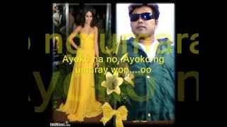Aray-- Mae Rivera (Lino Elen) W/ Lyrics