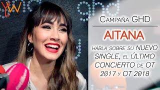 AITANA habla sobre la POLÉMICA del JURADO de OT 2018, su NU...
