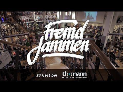 Fremdjammen - Eine Nacht bei Thomann | Die Entstehung von Wombo | 24.02.2016