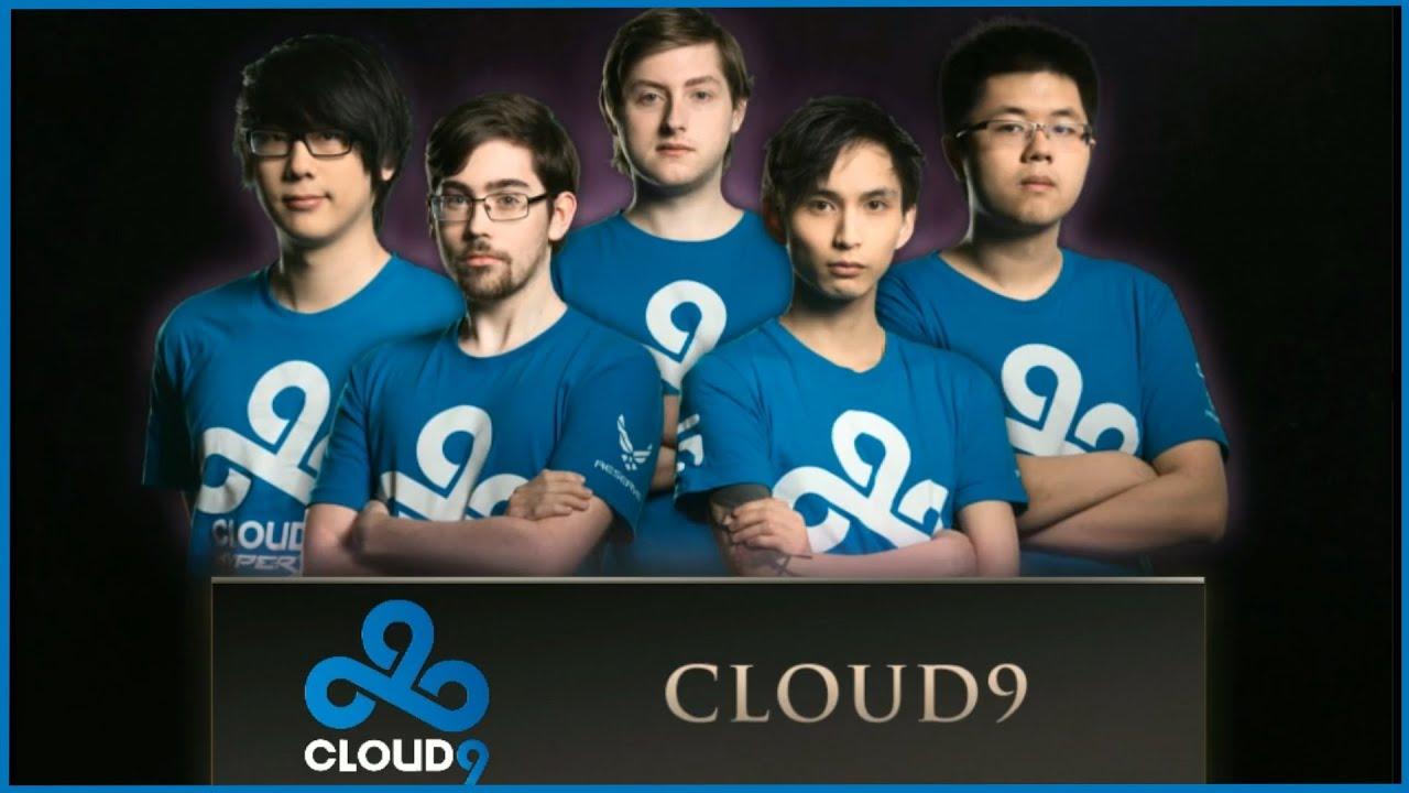 Cloud 9 Team Introduction TI4 Dota 2 YouTube