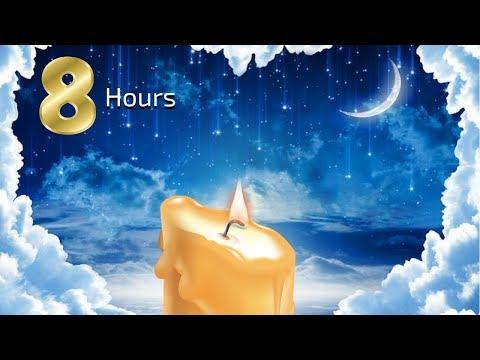Sleep Meditation for Children   8 HOUR SLEEPING CANDLE   Bedtime Story for Kids