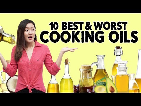 Cooking Oils Decoded