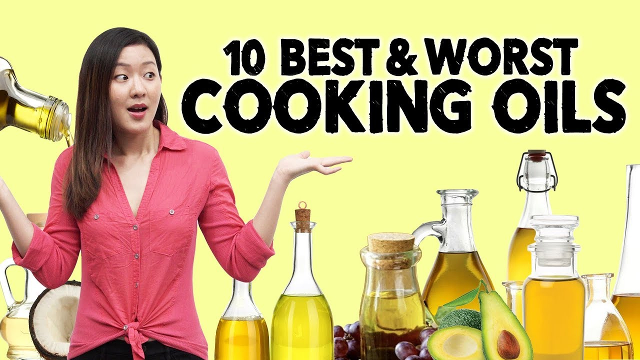 Healthy Oil For Cooking