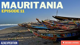 A quick tour of dusty, windy Mauritania