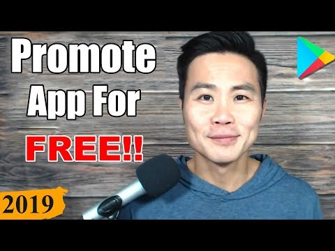 5 Tips To Promote App For Free (2019) || Increase App Downloads For Free