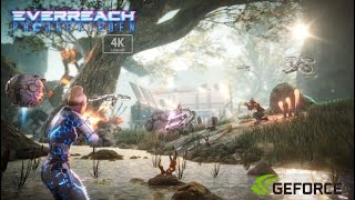 New Sci-fi Rpg Game - Everreach: Project Eden | 4k Intro Gameplay |