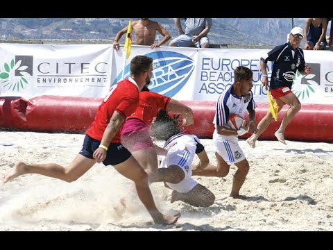 Marseille Beach 5's Rugby 2016 - Finales