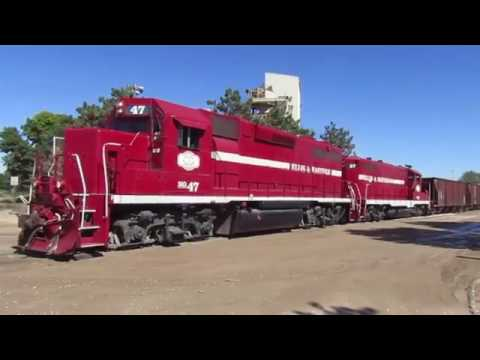 Ellis & Eastern RR at Sioux Falls, SD - Sept. 26, 2016