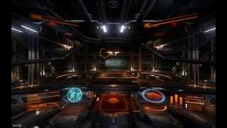 Elite: Dangerous - Back in a Sidewinder