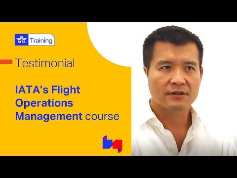 IATA Training | Introduction to Flight Operations Management