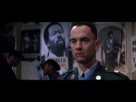 Jimi Hendrix - Hey Joe (Forrest Gump Best Scene)