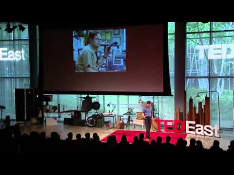 TEDxEast - Matt Crawford - Manual Competence