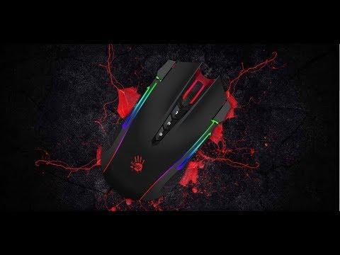 Моя новая мишка!!! Bloody J90