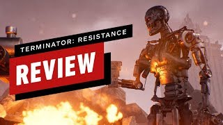 Terminator: Resistance Review (Video Game Video Review)