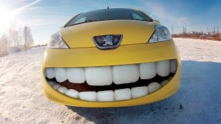 Капсула радости! Peugeot 107