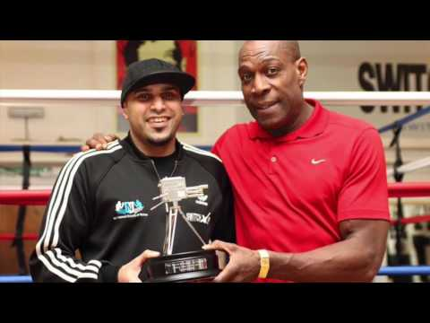 Marcellus Baz Nottingham School of Boxing Switch Up 2017