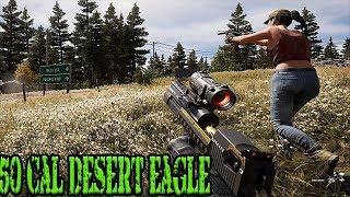 Far Cry 5 New Gun D50