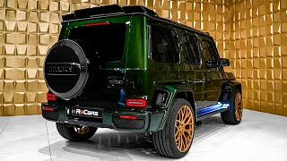 BRABUS 800 (2020) Mercedes- MG G 63 - Excellent G-Class from Brabus