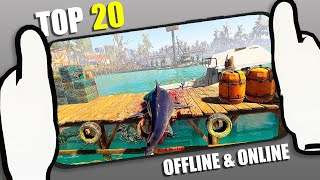 Top 20 Juegos Para Android & iOS Sin Internet (Offline & Online ) | ¡Yes Droid!