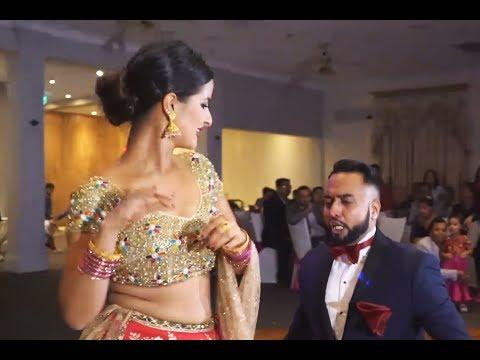 saree ke fall se | bollywood dance | wedding dance | couple dance