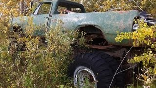 Dodge Military 4x4 Truck