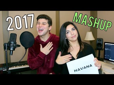 Singing Every Hit Song from 2017 to ONE BEAT!