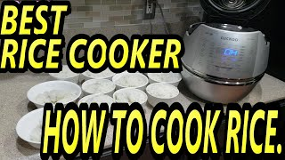 Best Rice Cooker. how to cook …