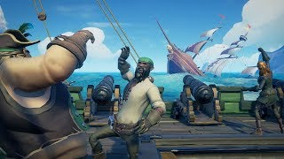 C all  - Sea Of Thieves  | Part 4