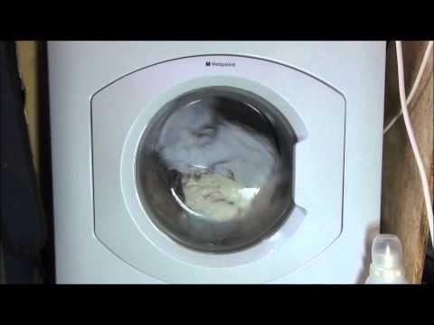 Hotpoint Hf8b593 Washing Machine - Anti allergy 60'c main wash (1/3)