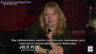 джули Дэвис интервью