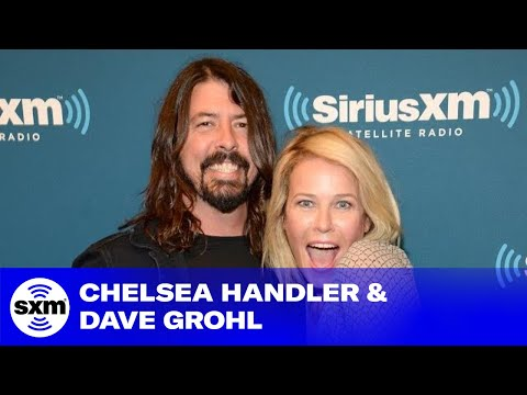 "Dave Grohl:  Chelsea Handler's Finale ""An Amazing Disaster"" // Entertainment Weekly Radio"