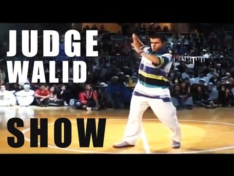Great performance by popping Judge Walid
