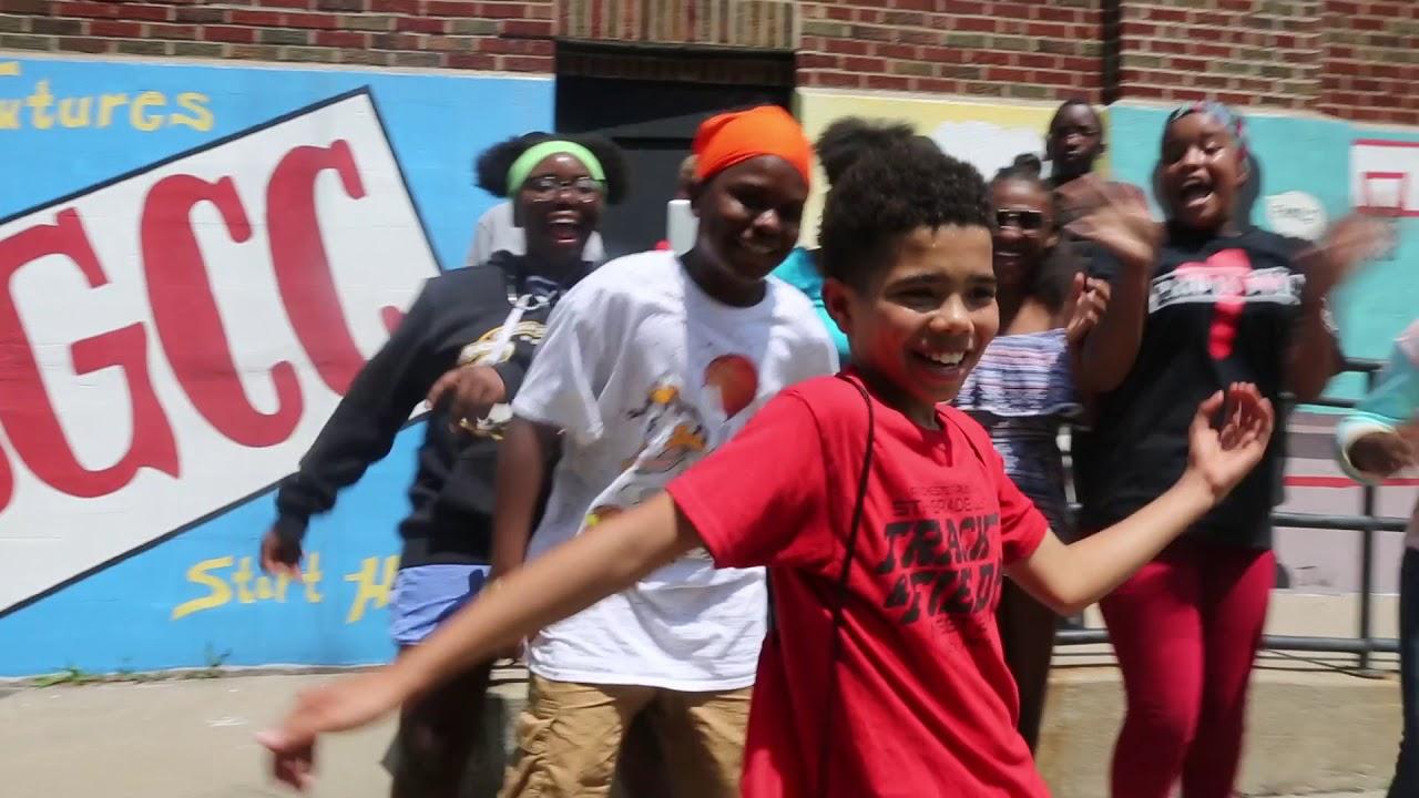 Meet & Teach feat. Boys & Girls Club Carbondale - The Race (remix)