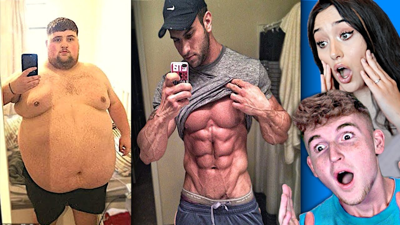 Download Insane FAT To LEAN Body Transformations! (Unbelievable)