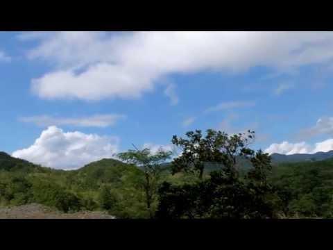 Road back to Cabanatuan City (from Baler) via Bongabon