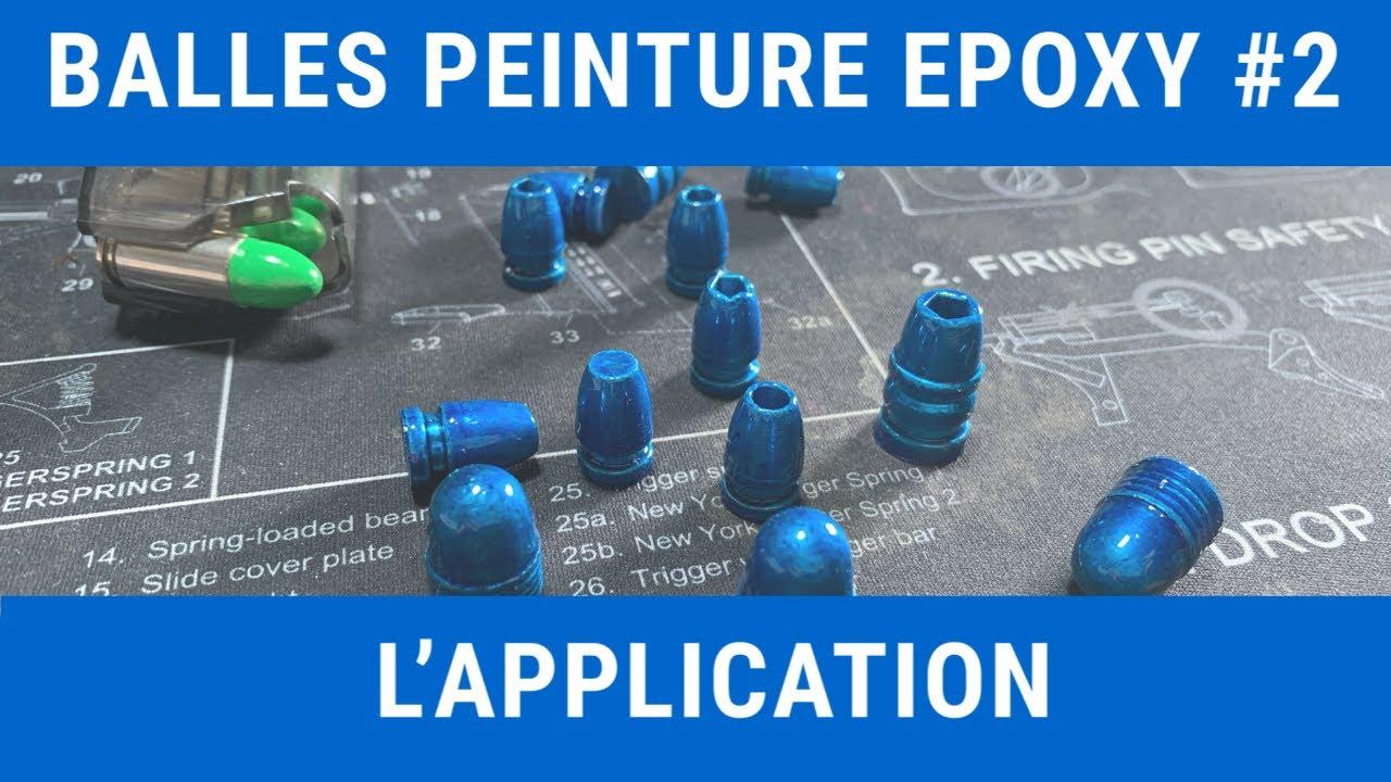 Peinture Epoxy Mise En œuvre Simple Poudre Eastwood Rally Blue Bullet Powder Coating Youtube