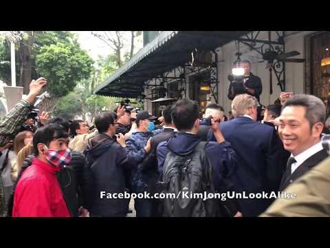 Kim Jong Un & Donald Trump Press conference in Hanoi