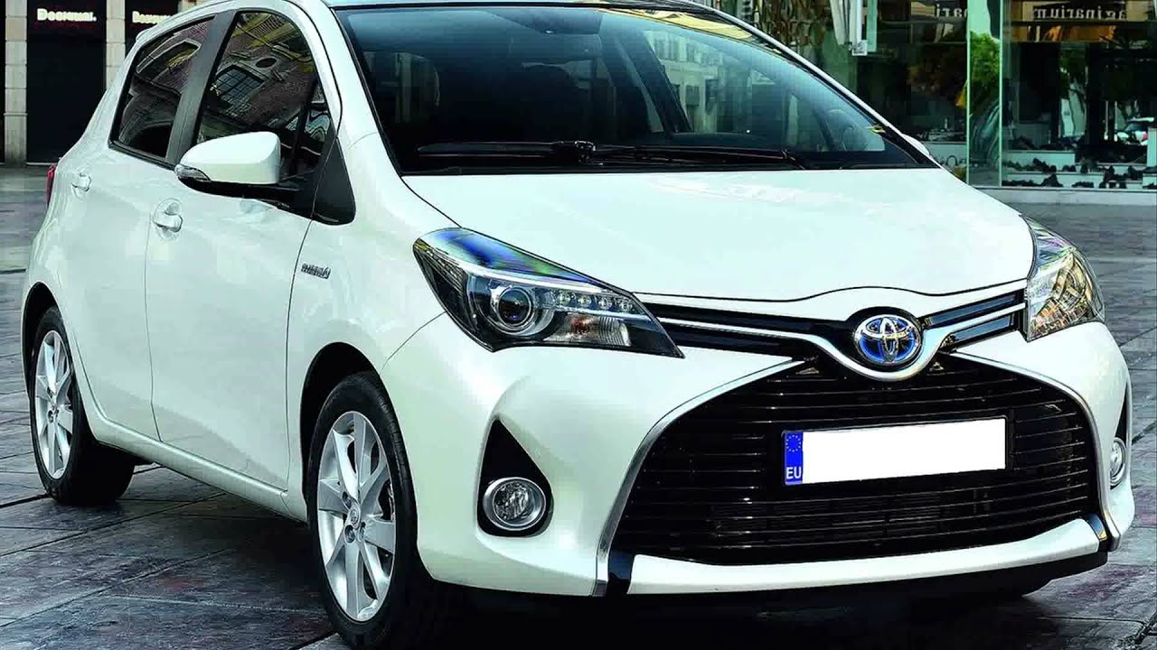 Toyota Vitz 2015 Model Youtube