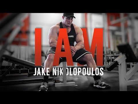I AM Jake Nikolopoulos   MassiveJoes Sponsored Athlete