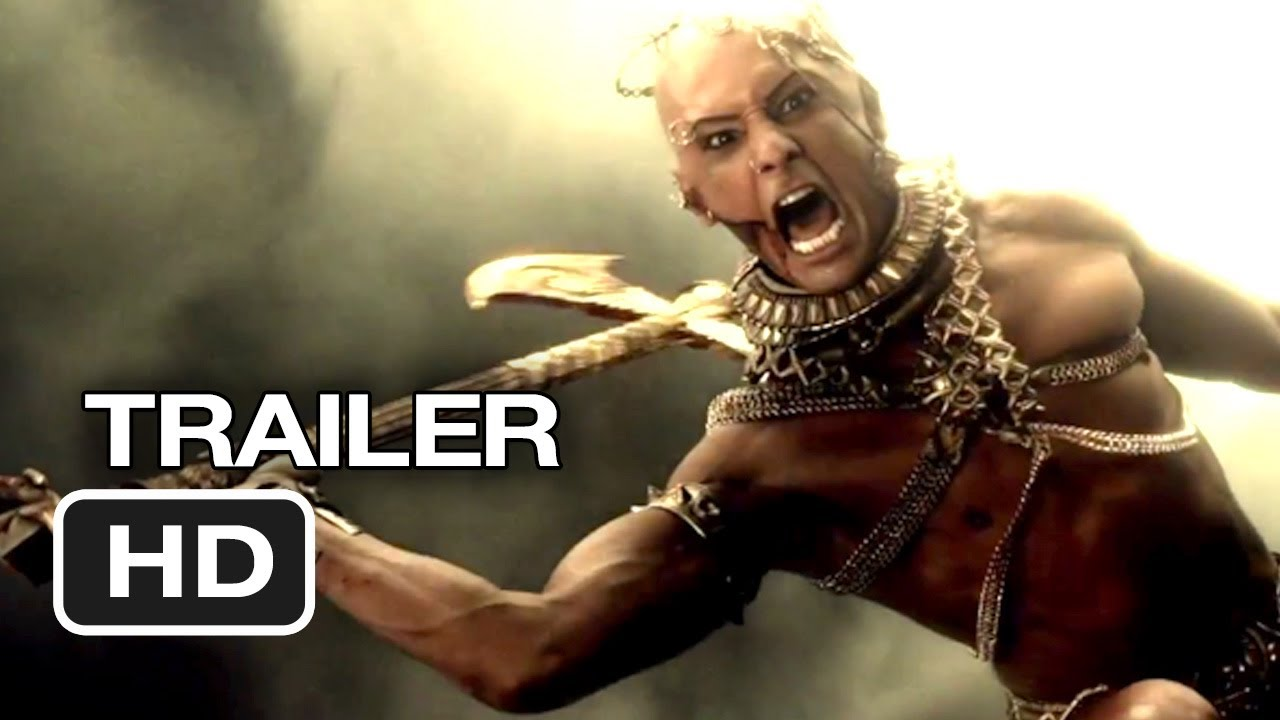 Download 300: Rise of an Empire Official Trailer #1 (2014) - Frank Miller Movie HD