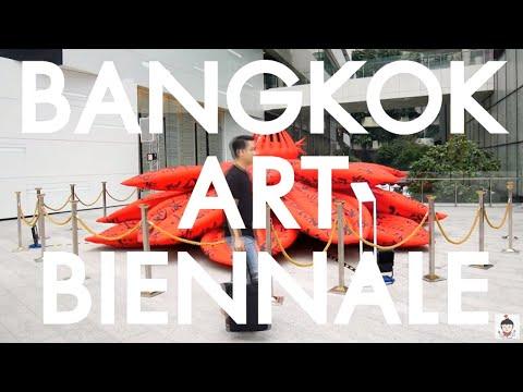 Bangkok Art Biennale 2018 เที่ยวกรุงเทพ ชมนิทรรศกาลศิลปะ l RCrecord อาร์ซีเรคคอร์ด
