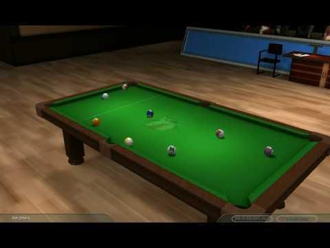 Online Billiard