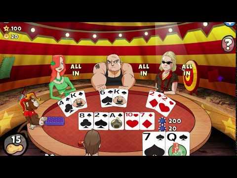 Jesters Poker - Free Offline Poker!