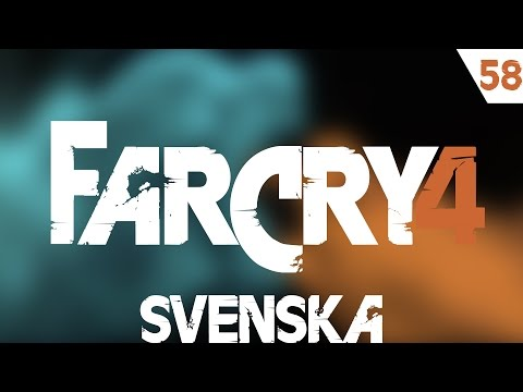 Far Cry 4 (Svenska) EP58 - Pagans Fort