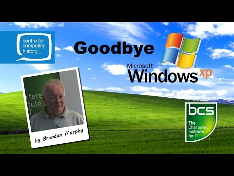 Goodbye Windows XP - The history of Microsoft operating syst