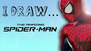 I Draw... The Amazing Spiderman!