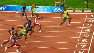 Usain Bolt WINS 100m Olympic Final HOW?
