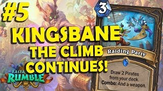 Kingsbane Rogue - Rastakhan