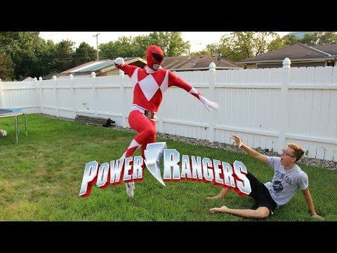 ITS MORPHIN TIME   Power Rangers Fan Film (sequel)